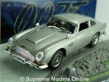 James Bond Aston Martin Db5 Model Car 1 43 Silver Goldfinger Special Issue K8