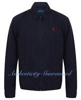 Ralph Lauren Men's Classic Windbreaker Jacket Navy Black Khaki S-XXL RRP £195