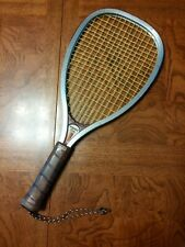 Vintage Amf Voit Impact One Racquetball Racquet With Cover