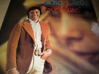 Sacha Distel Love Music Vinyl Album 1973 Polydor 2383 223 SUPER Incl. Harmony