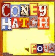 Coney Hatch - Four CD 2013 Frontiers
