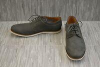 **Clarks Raharto Plain (26133688) Casual Oxford - Men's Size 8.5M - Grey
