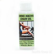 Chain Oil for Rowing Machine Reduces Noize Works Great on Concept Rower 4 oz