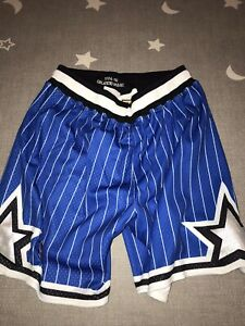 Orlando Magic HWC 94-95 Mitchell & Ness Authentic Shorts 48 XL
