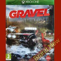 GRAVEL Xbox ONE - Brand NEW & Sealed