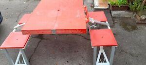 Kinderpicknickbank Kinder Picknicktisch Kindersitzgarnitur Garten Bank