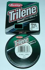 Berkley Trilene sensithin ULTRA + 0,30 mm 14,4 kg 300 m di filo monofilamento