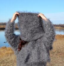 Russian Cashmere Mohair Angora Snuggie SCARF Shawl Fur FETISH Schal козий пух
