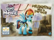 MY LITTLE PONY THE MOVIE - Original Promo Poster SDCC 2017 PARRRTY LIKE A PIRATE
