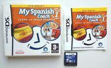 Il mio Allenatore Spagnolo livello 1: imparare a parlare spagnolo [Nintendo DS/Lite/DSi/XL Gioco]