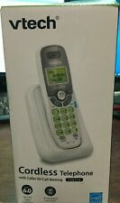Vtech CS6114 cordless Telephone with Caller ID and call waiting in white color
