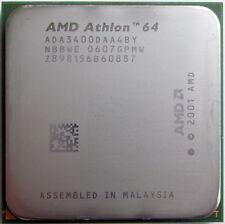 AMD Athlon 64 3400+, 939, 2,2 GHz, FSB 1000, 512 KB l2, ada3400daa4by, 67 Watt
