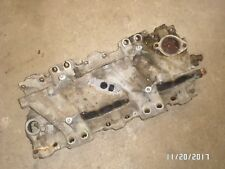 85 Corvette TPI LOWER INTAKE MANIFOLD 86 tune port injection Camaro Trans Am