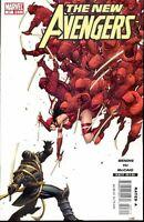 NEW AVENGERS #27 1ST HAWKEYE AS RONIN Marvel