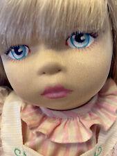 Pauline Bjonness Jacobsen Pauline's Limited Edition Dolls Mary Lamb Cloth Doll