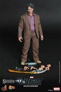 BRUCE BANNER Marvel Avengers 1/6 Scale Figure MMS 229 Hot Toys