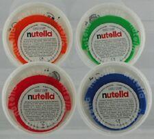 RAR!!!! 4 verschiedene Keksstempel von Nutella,  2016