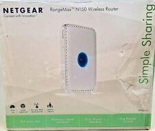 NETGEAR - RANGEMAX N150 - WIRELESS ROUTER - WPN824N