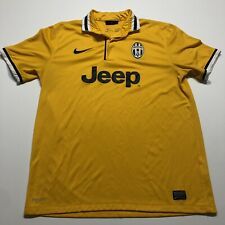 Juventus Yellow International Club Soccer Fan Apparel And Souvenirs For Sale Ebay