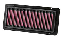 K&N HIGH FLOW AIR FILTER X2 FOR LAMBORGHINI GALLARDO 5.0 V10 04-08 33-2490