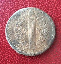 France - Louis XVI - Constitution - Jolie Monnaie de 2 Sols 1792 BB - Français