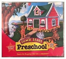 Jumpstart Preschool PC/Windows/Win Factory Sealed New - Free U.S. Shipping - XP
