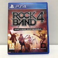 Rock Band 4 Sony Playstation 4 (PS4)