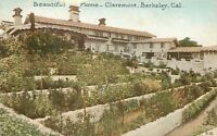 Claremont~Berkeley California~Beautiful Home~Garden Terraces~1910 PC