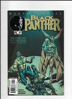 January 2001 BLACK PANTHER #37 ~ Marvel Comic Book ~ FINE ~ Part 2