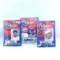 3 Dale Earnhardt Winners Circle 1:64 Scale Cars Nascar Auto Racing
