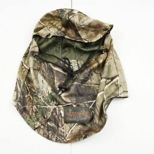 Realtree Scentlok Odor Eliminating Technology Hunting Hood Mask One Size