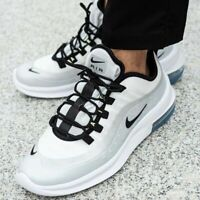 Nike Air Max Axis Premium Men's Trainers Shoes UK 11 EUR 46 US 12 WHITE