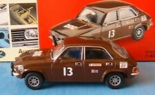 AUSTIN ALLEGRO #13 WORKS RALLY CAR VANGUARDS VA45002 1/43 RALLYE CORGI MARROON