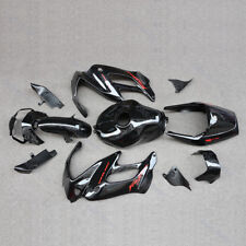 Gloss Black ABS Fairing Bodywork Set Fit For Honda VTR1000F 1997-2005 SuperHawk