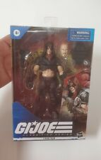 "2021 GI Joe Classified Series 6"" ZARTAN #23 Figure BRAND NEW SEALED IN HAND!!!"