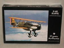Classic Airframes 1/48 Scale P-6E Hawk