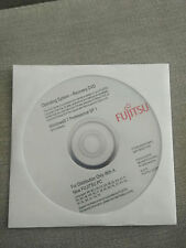 Fujitsu Windows 7 pro SP1 DVD de restauration 32 bits neuf emballage d'origine