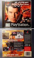 Playstation 1 - James Bond 007 - Demain ne meurt Jamais - Edition 1999