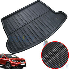 Car Rear Boot Liner Trunk Cargo Mat Floor Tray For Nissan Rogue Sport 2017-2018
