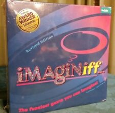 Imaginiff Game Revised Edition 2006 Buffalo Games NEW Factory Sealed USA Made