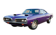 Dodge Coronet Super Bee Plum Craz 1970 1/18 - 18860 GMP