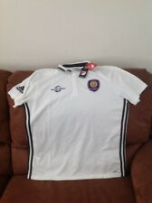 adidas orlando city mls soccer polo shirt NWT size XL mens