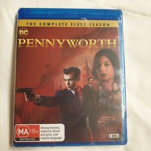 Pennyworth - Series 1 : NEW Blu-Ray