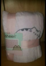New Pusheen Fleece Blanket