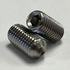 Socket Set Screw for Peavey Micro Tilt Neck Adjustment, Chrome Finish