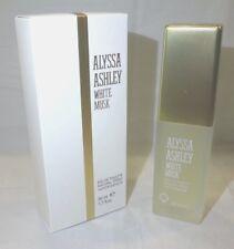 WHITE MUSK BY ALYSSA ASHLEY EAU DE TOILETTE SPRAY 50 ML.