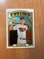 2021 Topps Heritage - Max Kepler - #119 Chrome Parallel #'d /999 TWINS