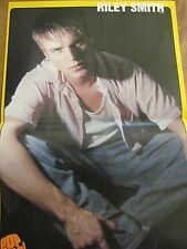 Riley Smith, J, Natural, Double Two Page Centerfold Poster