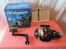 SHAKESPEARE ALPHA BALL BEARING FISHING REEL WITH 17 LB. LINE #A160 NEW
