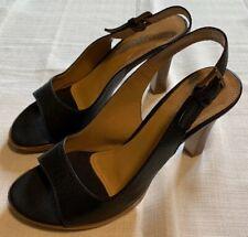 Aldo Open Toe High Heels. Size 7 1/5 M Pre-owned.